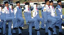 Parade in Banda Aceh